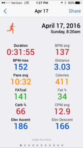 Fitdigits Results