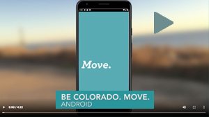 CU Health Plan. Move. Android App Overview
