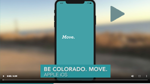 Overview video, CUHP Move iOS Apps