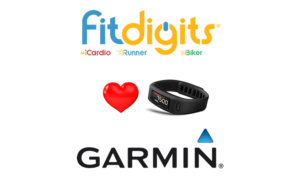 Garmin Vivofit now Supported