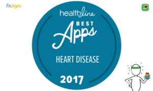 iCardio Awarded Best Apps for Heart Disease 2017