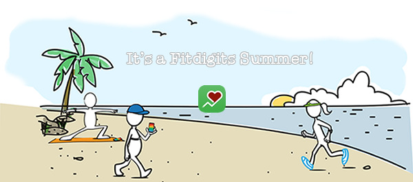 It's a Fitdigits Summer!