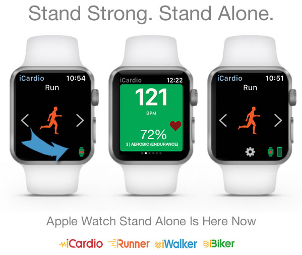 Apple Watch Stand Alone